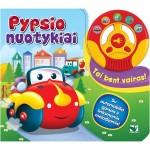 Knyga Pypsio nuotykiai su vairu